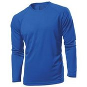 Tagless - Crew Neck Long Sleeve Sports